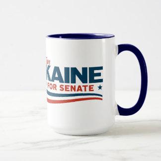 KAINE - Tim Kaine für Senat Tasse