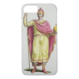 Kaiser Otto III (980-1002), graviert von Pierre DU iPhone 8/7 Hülle