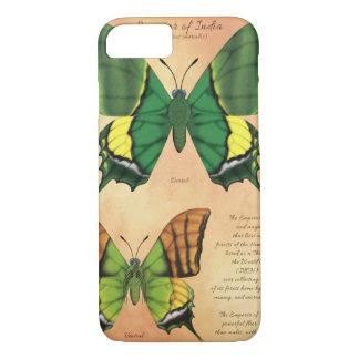 Kaiser von Indien-Schmetterling iPhone 8/7 Hülle