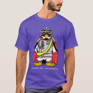 Kaiser Willy (TM) dunkles T-Stück 2013 T-Shirt