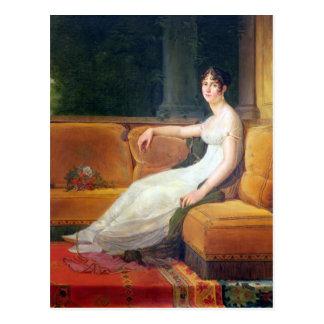Kaiserin Josephine bei Malmaison, c.1801 Postkarte