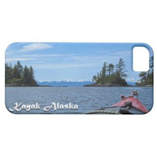 Kajak-Alaska-GebirgsMeer-Kajak Etui Fürs iPhone 5