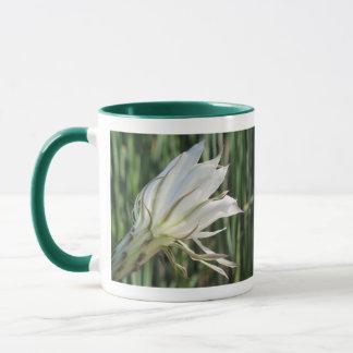 Kaktus-Blumen-Foto-Tasse Tasse