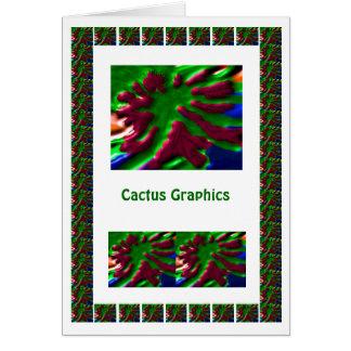 Kaktus-Grafiken Karte