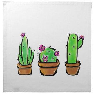 Kaktus Serviette