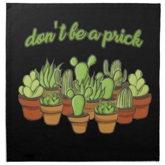 Kaktus Stoffserviette