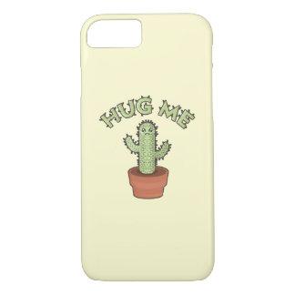 Kaktus umarmen mich iPhone 7 hülle