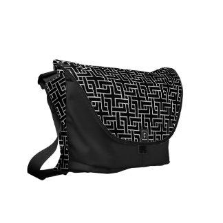 Kakutsunagi japanische Muster-Bote-Tasche Kuriertasche