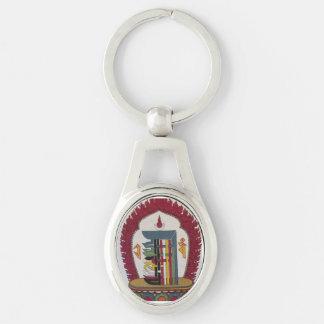 Kalachakra Keychain Schlüsselanhänger