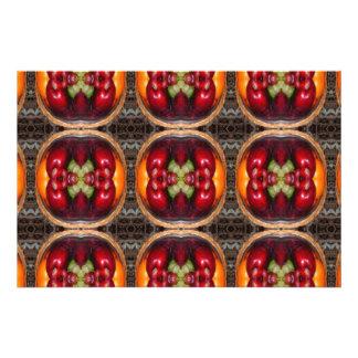 Kaleidoskopfruchtkunst Kunstphoto