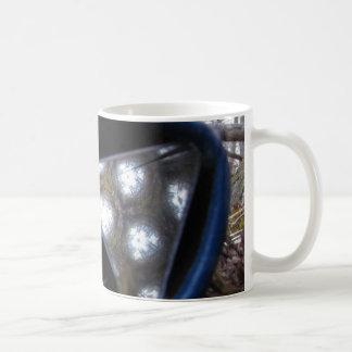 Kaleidoskopische WaldTasse Kaffeetasse