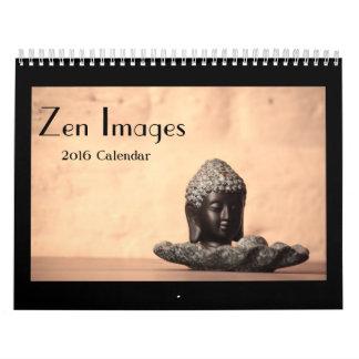 Kalender der Zen-Bild-2016