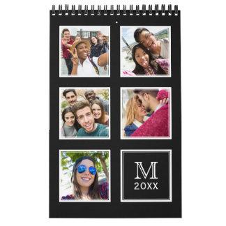 Kalender IHRER Instagram Foto- u.
