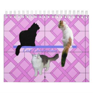 Kalender - Katzen