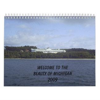 Kalender Michigans 2009