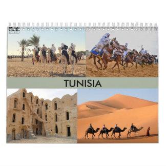 Kalender mit Foto Tunesien