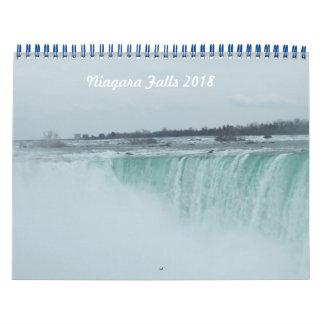 Kalender Niagara Falls 2018