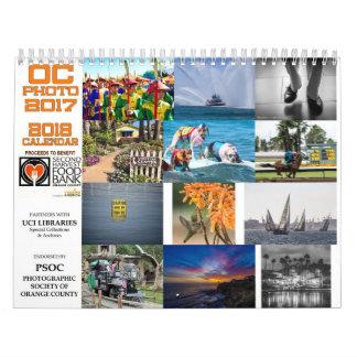 Kalender OC-Foto-2017 für 2018