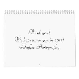 Kalender Schaffer Fotografie 2016