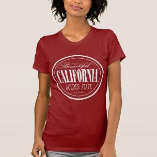Kalifornien-Dunkelheits-T-Shirt T-Shirt