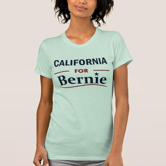 Kalifornien für Bernie T-Shirt