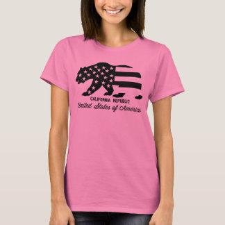 KALIFORNIEN-REPUBLIK T-Shirt