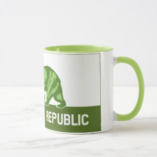Kalifornien-Republik Tasse