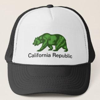 Kalifornien-Republik Truckerkappe