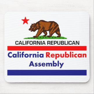 Kalifornien-Republikaner CRA Mauspads