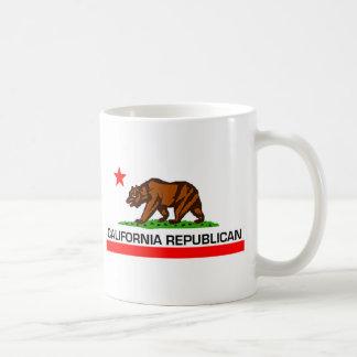 Kalifornien-Republikaner Kaffeetasse