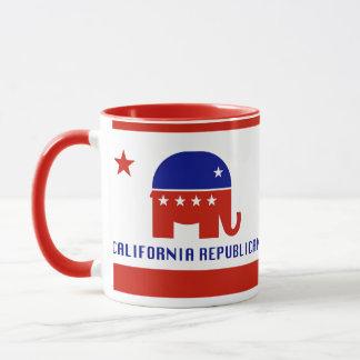 Kalifornien-Republikaner Tasse
