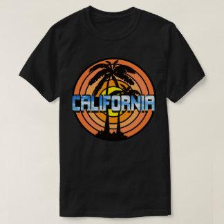 Kalifornien-Sonnenuntergang T-Shirt