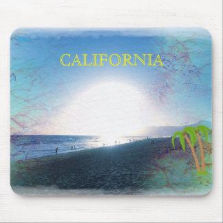KALIFORNIEN-STRAND Mousepad