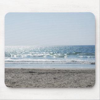 Kalifornien-Strand - schöner Ozean Mauspad