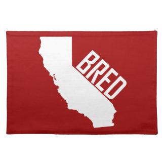 Kalifornien züchtete tischset