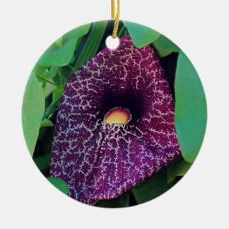 Kaliko-Blume Keramik Ornament