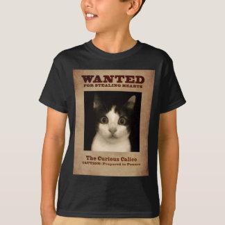 Kaliko-Kätzchen T-Shirt