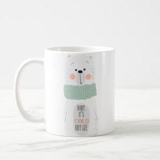 Kalte Außenseite/behalten Sie, Kaffeetasse