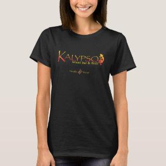 Kalypso buntes Logo mit T-Shirt