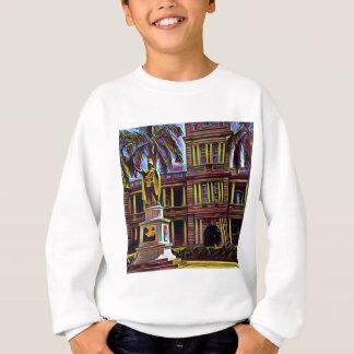 Kamehameha Oahu moderne Farbe Sweatshirt