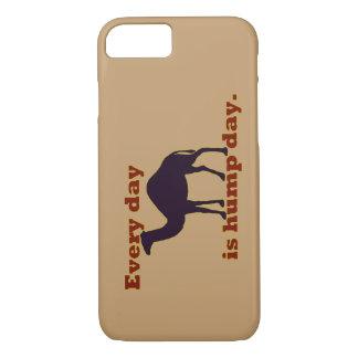 Kamel jeden Tag ist Buckel-Tag iPhone 8/7 Hülle