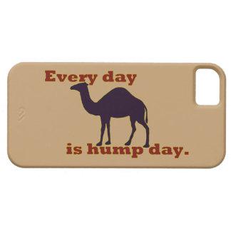 Kamel jeden Tag ist Buckel-Tag Schutzhülle Fürs iPhone 5
