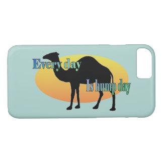 Kamel - jeder Tag ist Buckel-Tag iPhone 8/7 Hülle