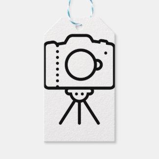 Kamera-Stativ-Stand Geschenkanhänger