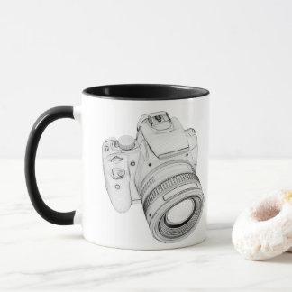 Kamera-Tasse Tasse