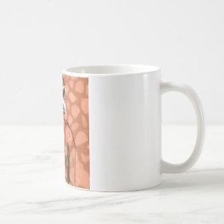 Kamerad-Waschbär Tasse