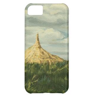 Kamin-Felsen-Landschaft 1170 iPhone 5C Hülle