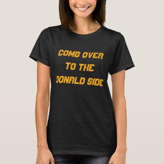 KAMM VORBEI zur DONALD-SEITE | schwarzen dem T-Shirt