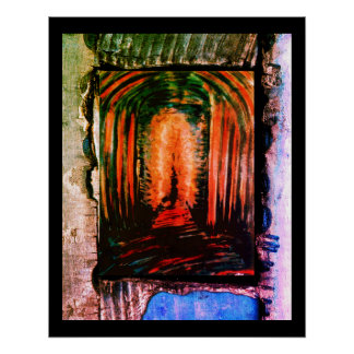 Kammer-Tür Poster
