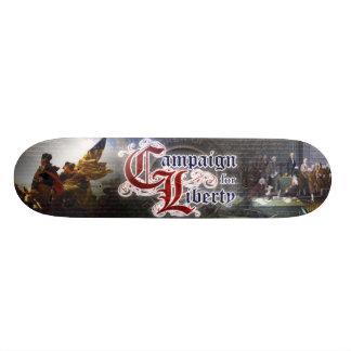Kampagne für Freiheits-Patriot-Skateboard Individuelles Skateboard